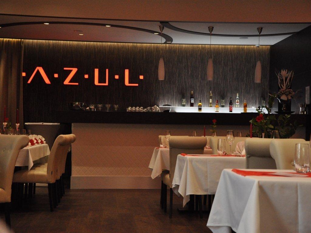 Reštaurácia - AZUL Hotel & Restaurant