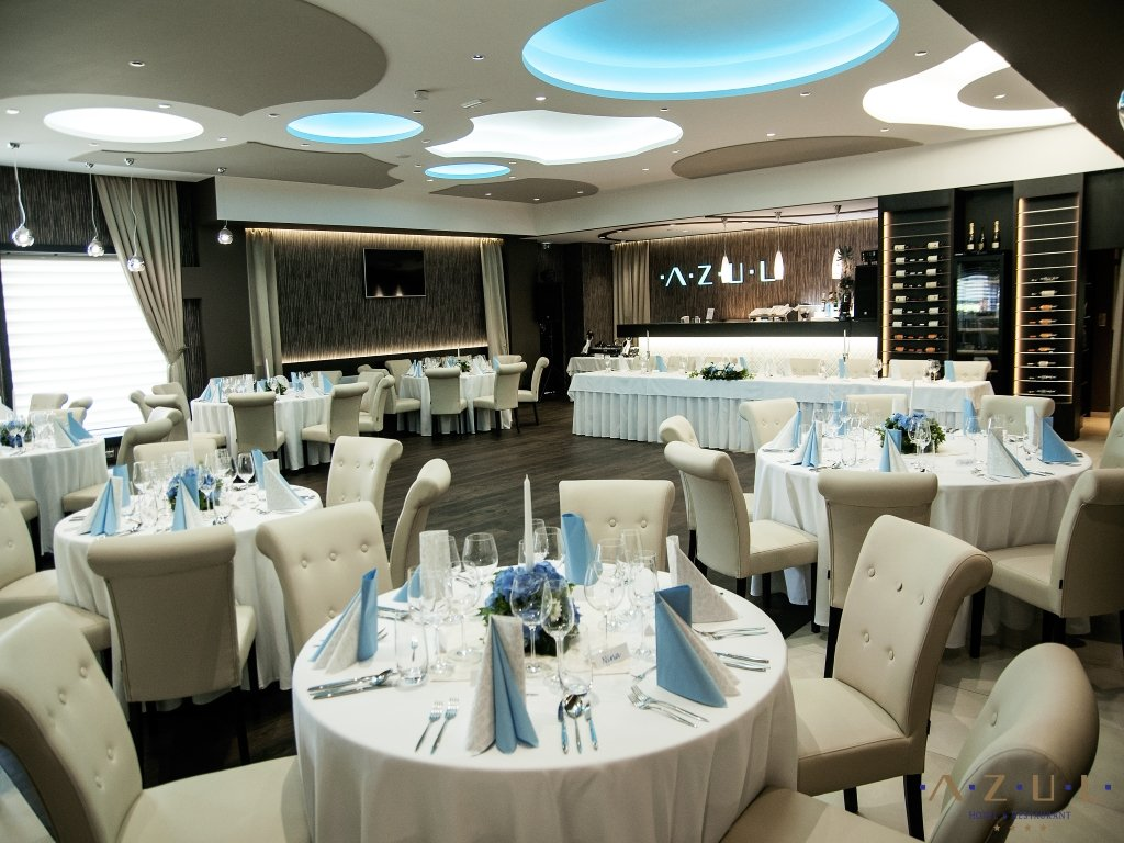 Oslava - AZUL Hotel & Restaurant